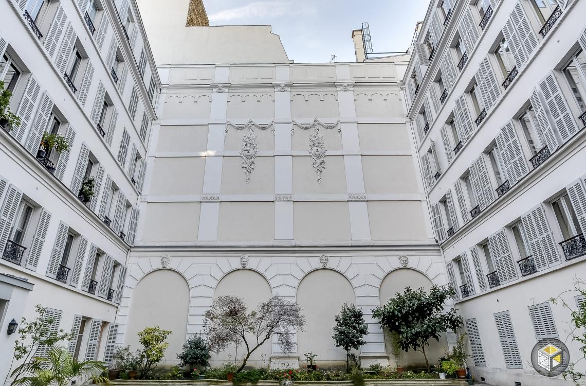 r novation cage d 39 escalier paris rue d 39 artois r novateurs r novateurs. Black Bedroom Furniture Sets. Home Design Ideas
