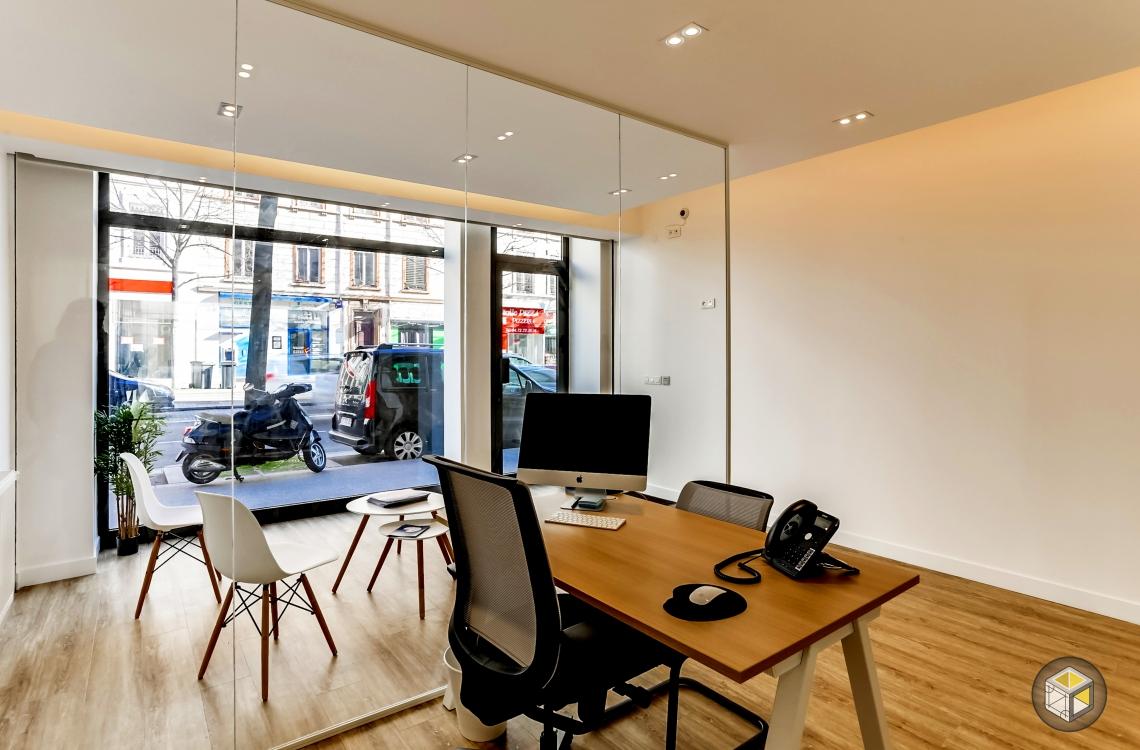 bureaux neufs lyon