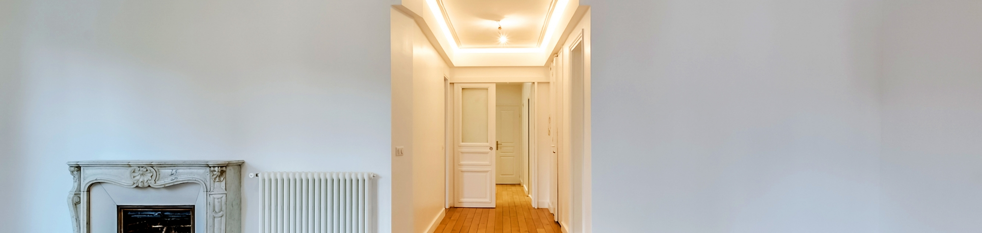 Blog white interiors decoration for Appartement parisien decoration