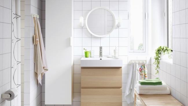 luminaires et salle d eau ce qu il faut savoir r. Black Bedroom Furniture Sets. Home Design Ideas