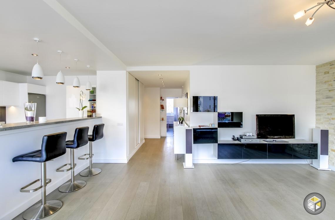 salon bar meuble tv