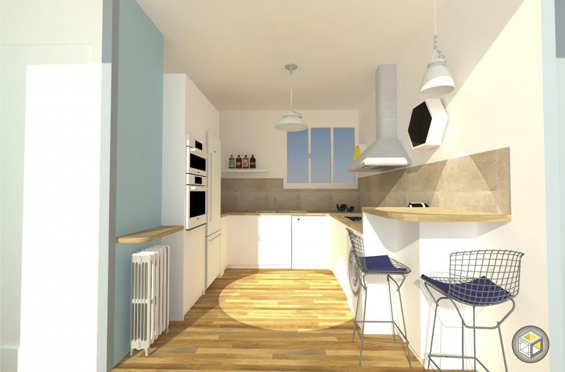 r novation cuisine et salle de bain rue de silly r novateurs. Black Bedroom Furniture Sets. Home Design Ideas