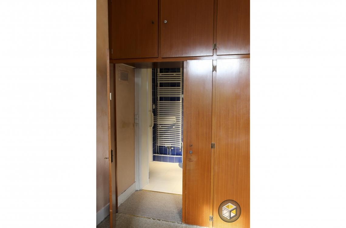 accès salle de bain rénovation