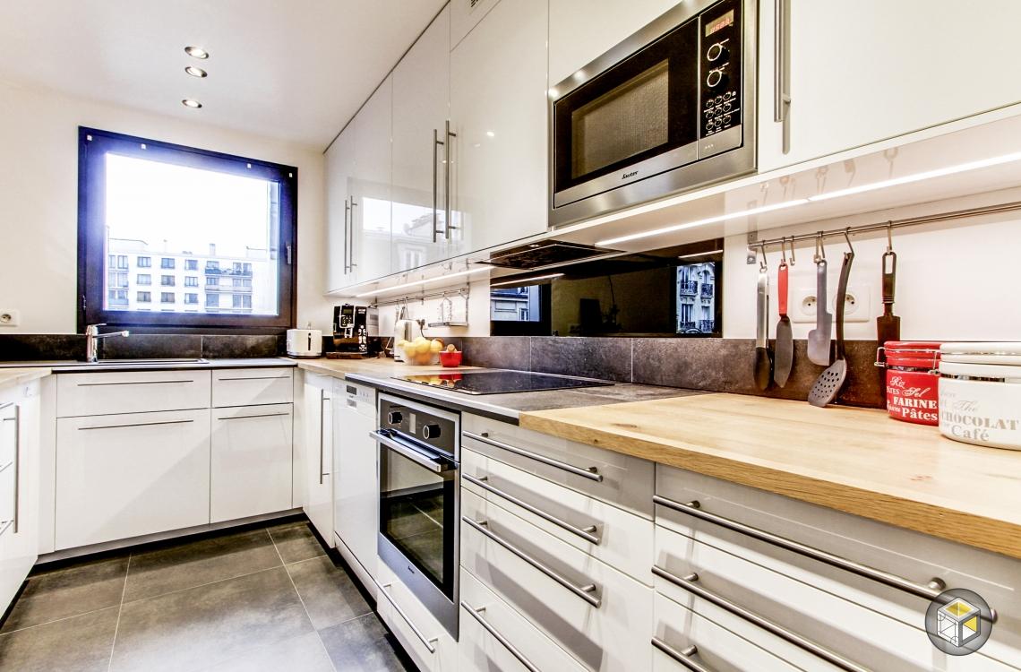 rénovation cuisine paris