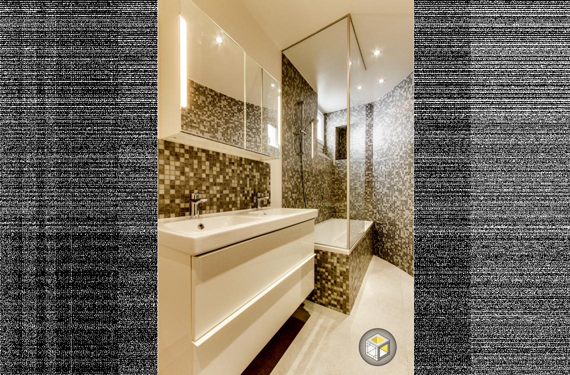 rénovation travaux salle de bain