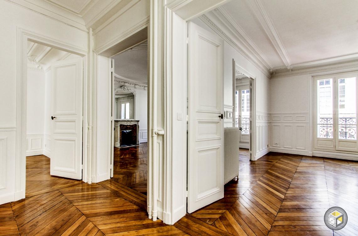 rénovation appartement paris