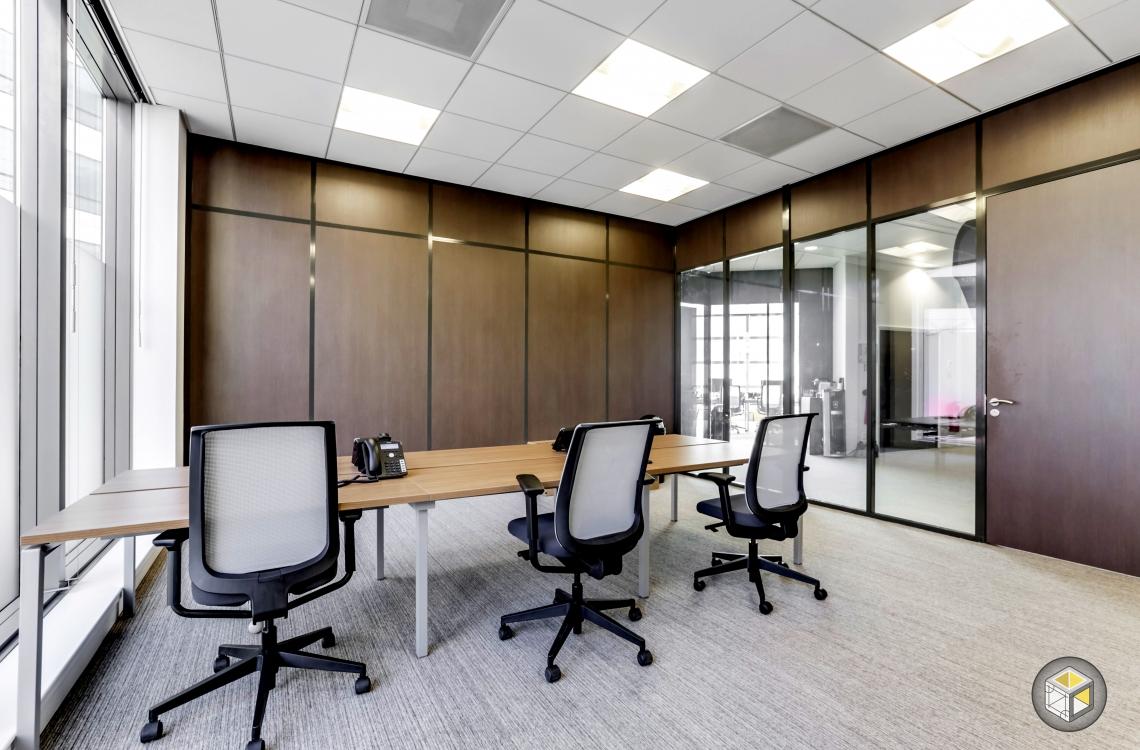 bureaux rénovés