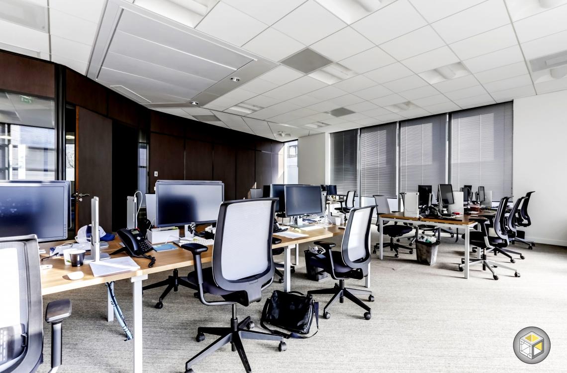 travaux rénovation bureaux