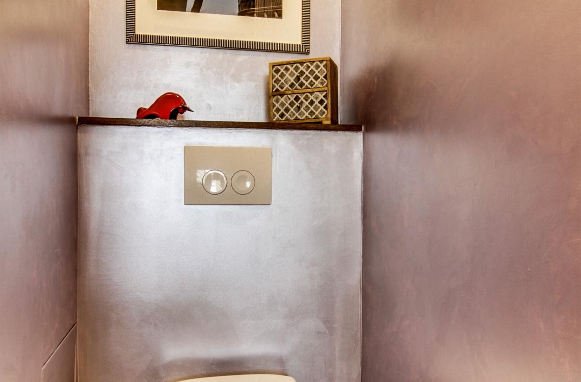 travaux salle d'eau