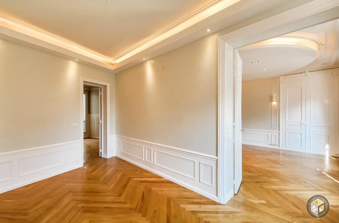 lumière intégrée faux plafond bureau paris