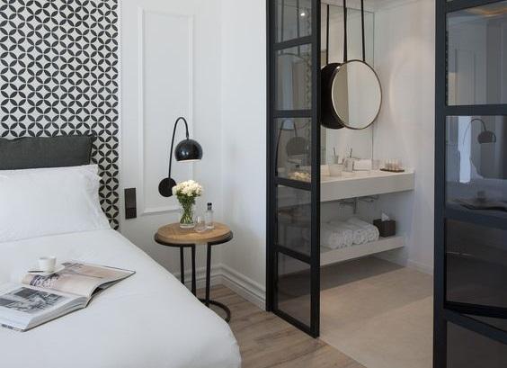 5 Façons Du0027intégrer Une Salle De Bain Dans Votre Chambre