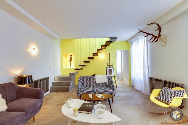 Les secrets de la pose d 39 un escalier r novateurs for Travaux dans un appartement