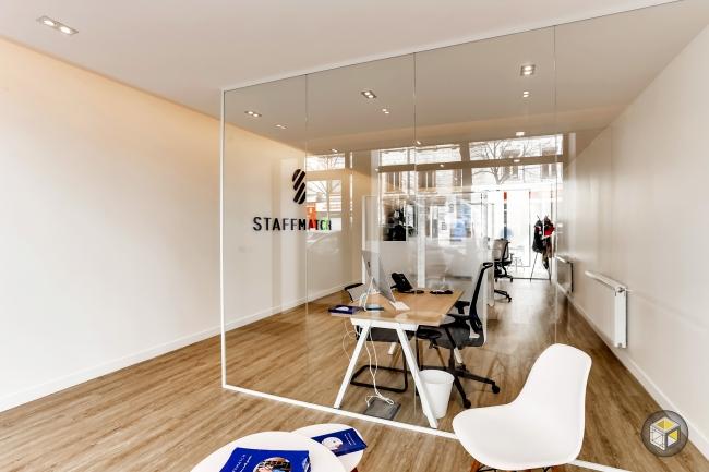 Avant/après : la rénovation de bureaux à Lyon | Ré-novateurs